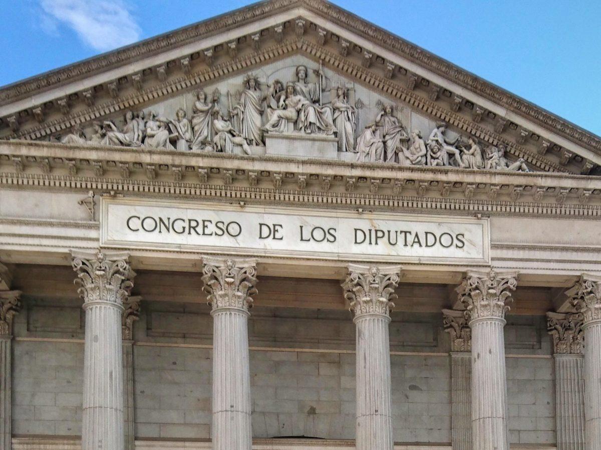 AccióN Enfermera en el Congreso de los Diputados